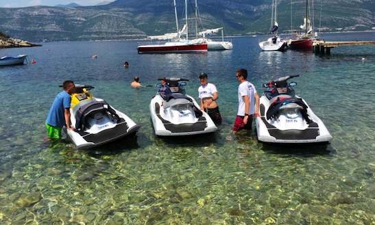 Personal Watercraft Rental In Dubrovnik