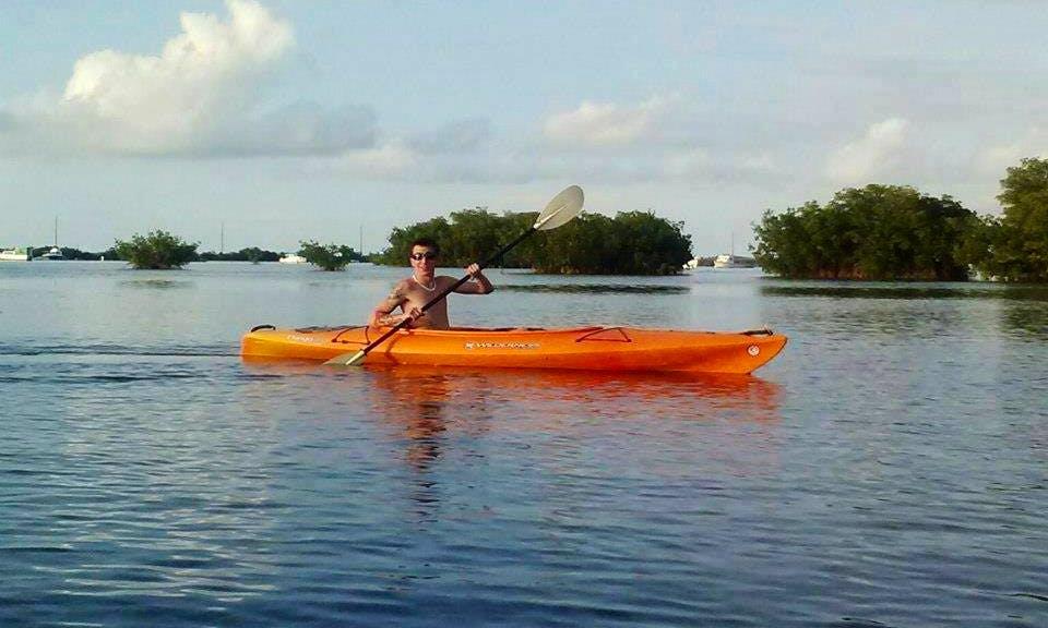 Single Kayak Rental & Tours In Key West, Florida