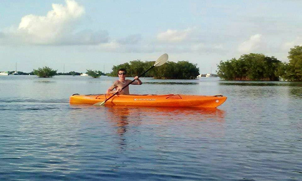 Single Kayak Rental & Tours In Key West, Florida