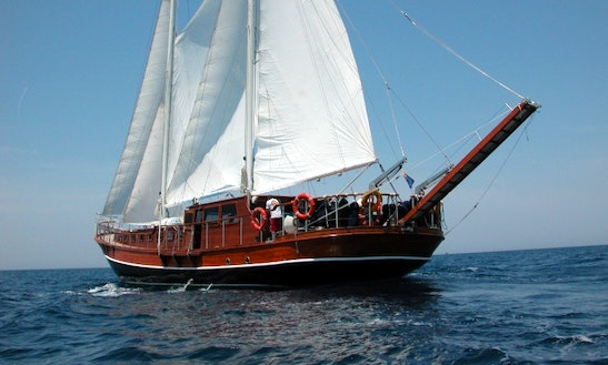 Luxury Schooner