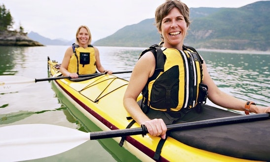 Tandem Kayak Rental In 5 Edesville, Maryland