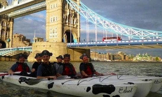 Kayak Hire In London