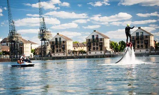Flyboarding In London