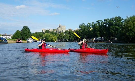 Windsor Kayak Tours And Hire In London