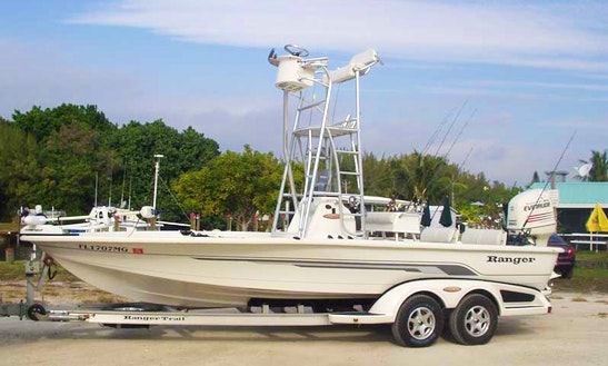 Enjoy Center Console Fishing Trips In Cape Coral, Florida