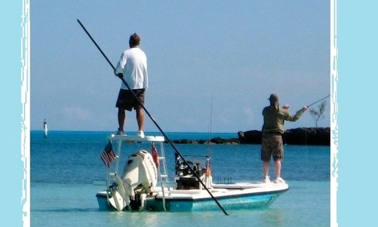 Guided Light Tackle Fishing Trip In Bermuda With Captain Ian