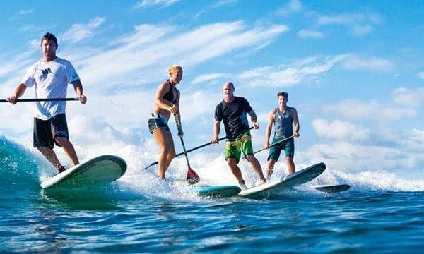 Stand Up Paddleboard Rental In Sochi