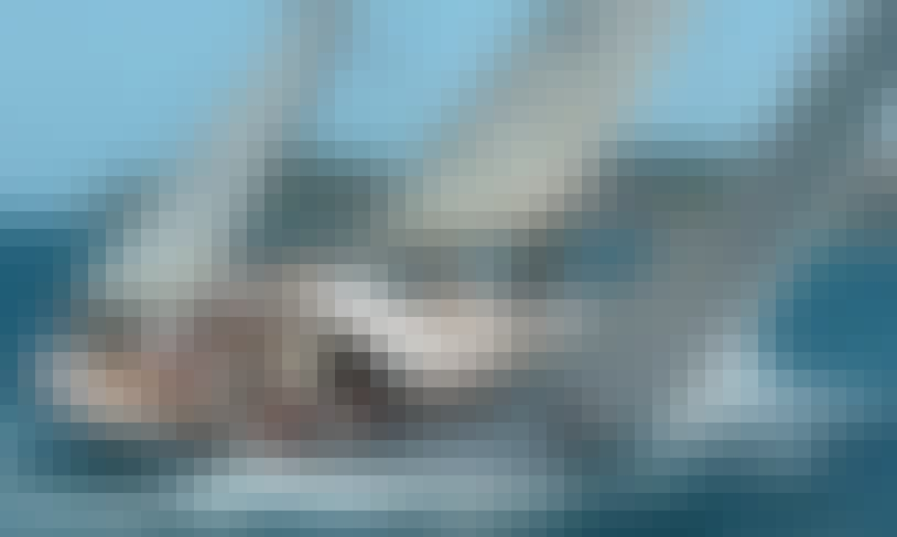 """Charter 48ft """"Cairu III"""" Classic Cruising Monohull In Rio de Janeiro, Brazil"""