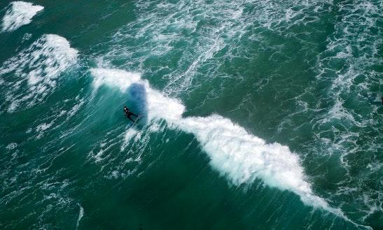 Kiteboard Rental & Lessons In Caleta De Famara