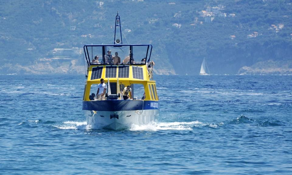 Boat Tour In Anacapri