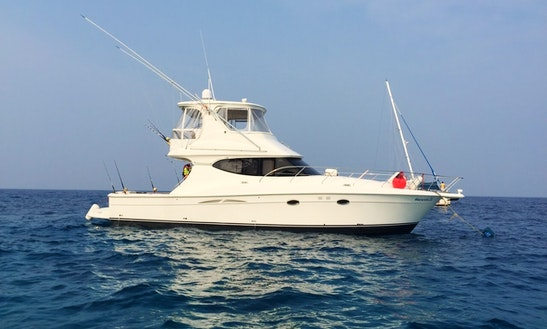 Silverstone 50 Ft Pleasure And Fishing Yacht Charter, Phuket