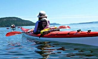 Single Kayak Rental In Ladysmith