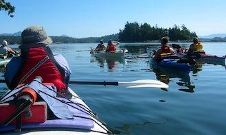 Double Kayak Rental In Ladysmith