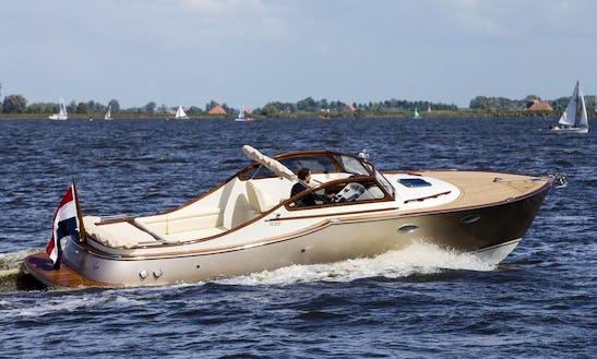 30ft Rapsody Motor Yacht Charter In Cannes