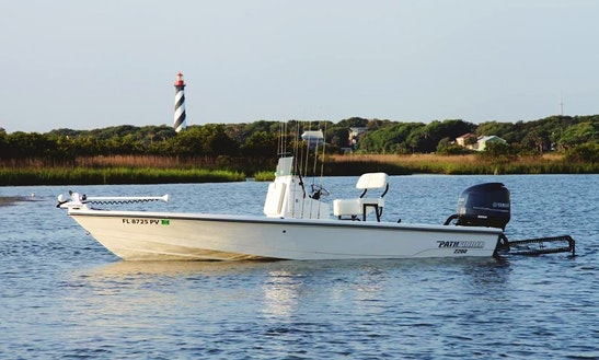 Guided Inshore Fishing Trip In Saint Augustine