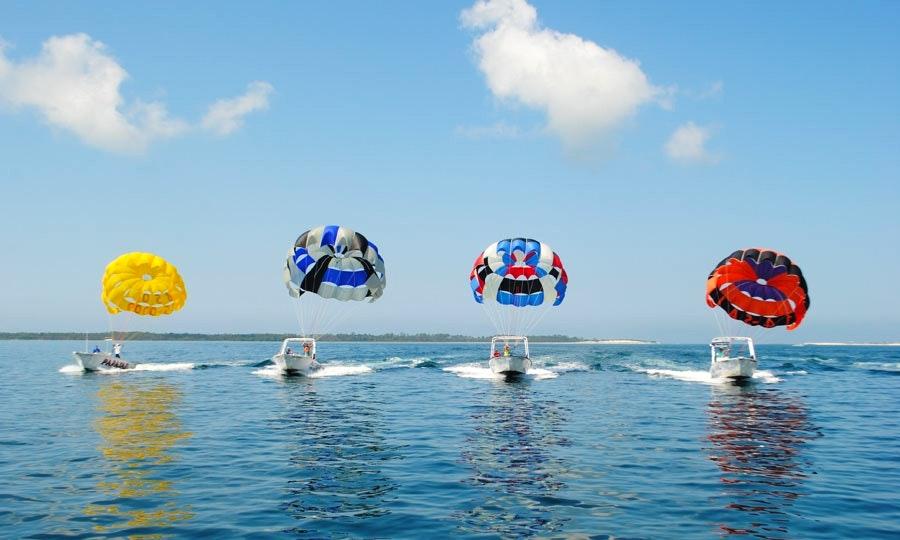 Awesome Parasailing Rides In Panama City Beach  GetMyBoat