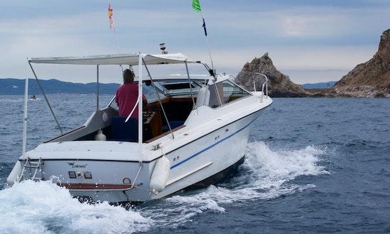 Fishing Charter In Estartit (l), Spain