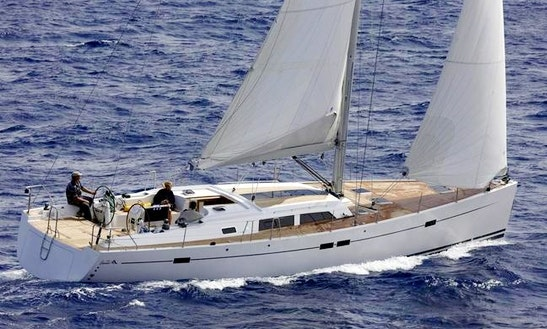 Hanse 540 Sailing Charter In Croatia
