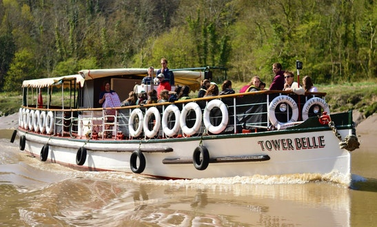 'tower Belle' Canal Boat Trips & Private Hire In Bristol