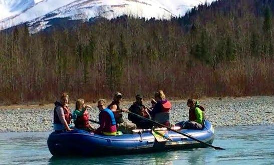 Kenai River Canyon Rafting Trip