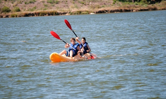 Kayak Rental In Algarve, Portugal