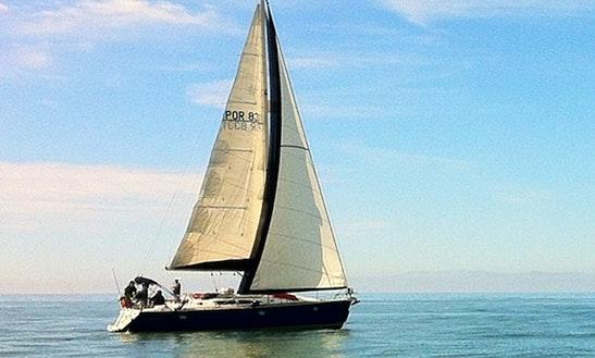 Jeanneau Sun Odyssey 40' Cruising Monohull Tours In Lisboa, Portugal