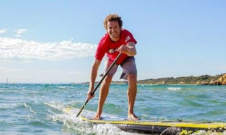 Paddleboard Rental & Lessons in Saint Kilda, Australia