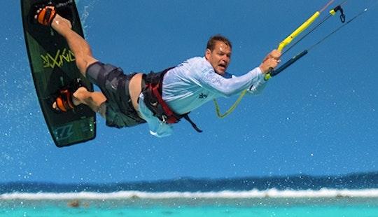 Kiteboarding Lessons In Saint Kilda, Australia