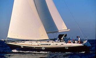 Sailing Charter On 45' Sun Odyssey 45.2 Sailing Yacht In Naples, Italy
