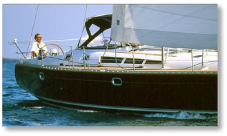 Sailing Charter On 52' Sun Odyssey 52.2 Sailing Yacht In Naples, Italy