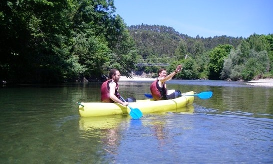 Kayak Rental & Trips In Llanes, Spain