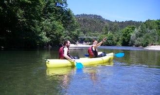 Kayak Rental & Trips in Llanes, Spain