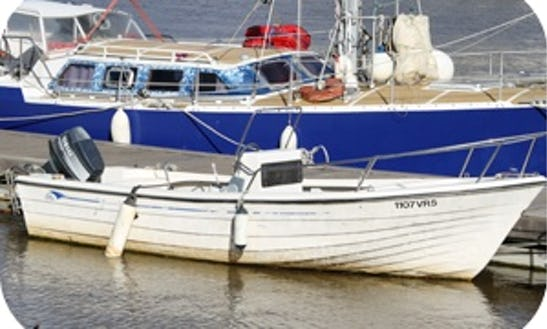 Fishing Trips In Alcoutim, Portugal