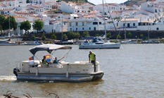 Pontoon Trips in Alcoutim, Portugal