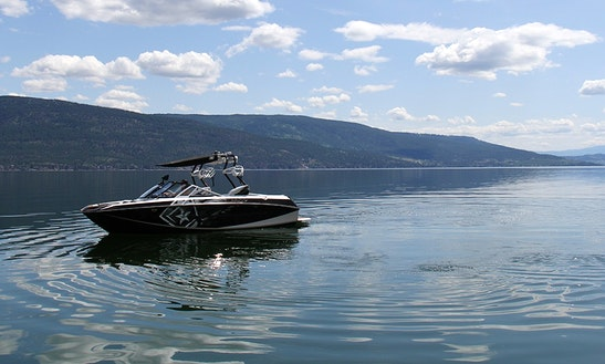 Enjoy Wakeboarding In North Okanagan, Canada
