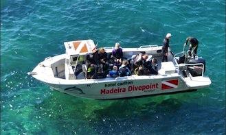 Scuba Diving In Funchal