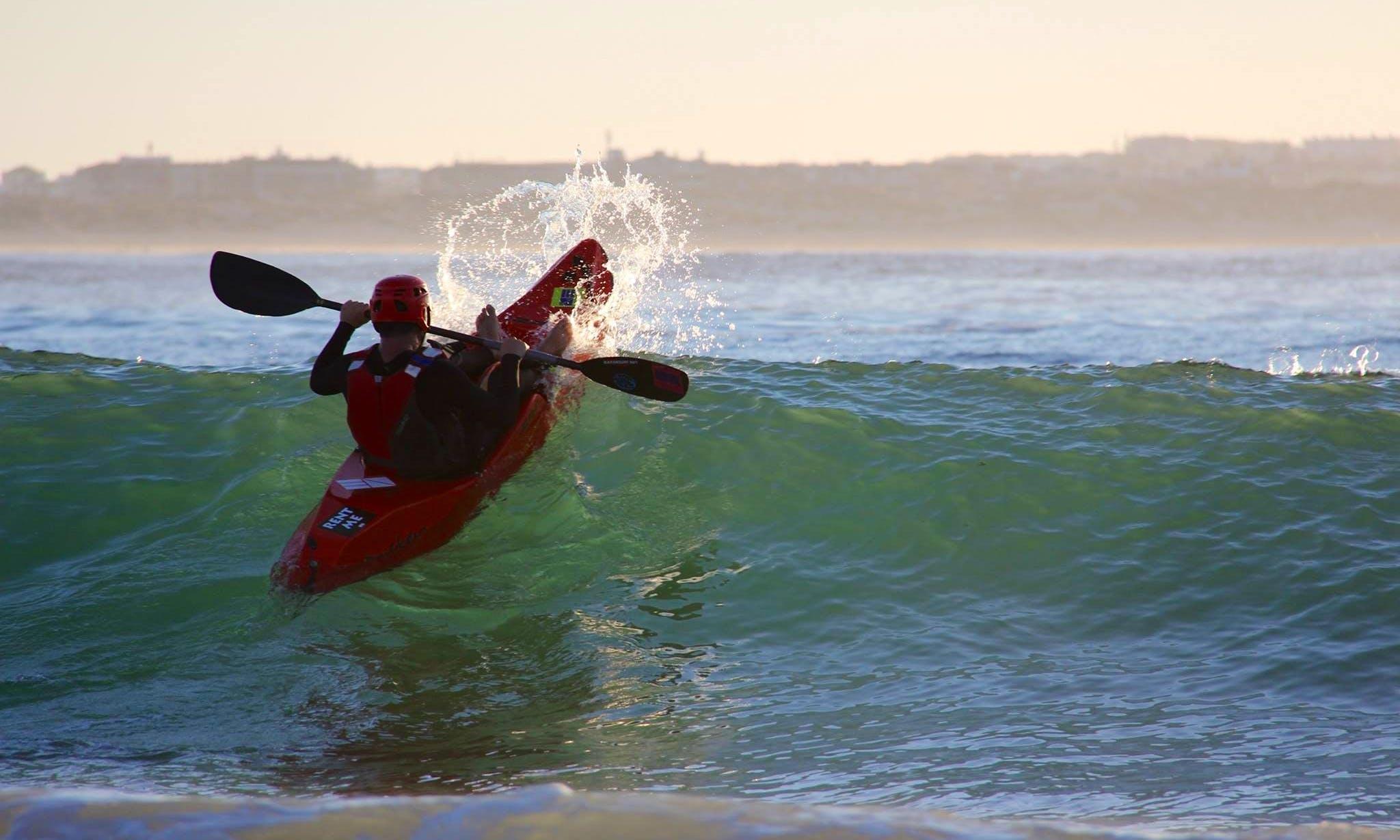 Kayak Rent Best Experience in Ferrel