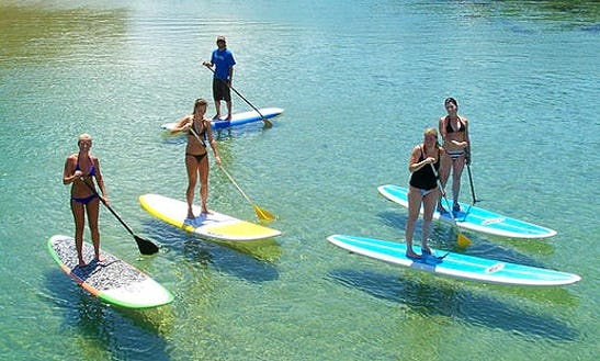 Stand Up Paddleboard Rental In Ferrel