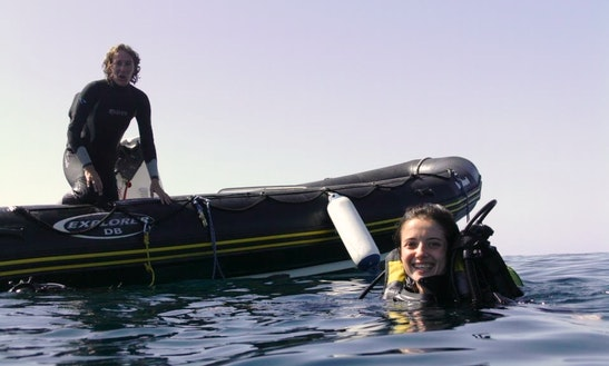 Boat Diving Trips & Padi Courses In La Restinga