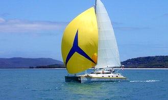 Catamaran Mozart Sailing Thailand