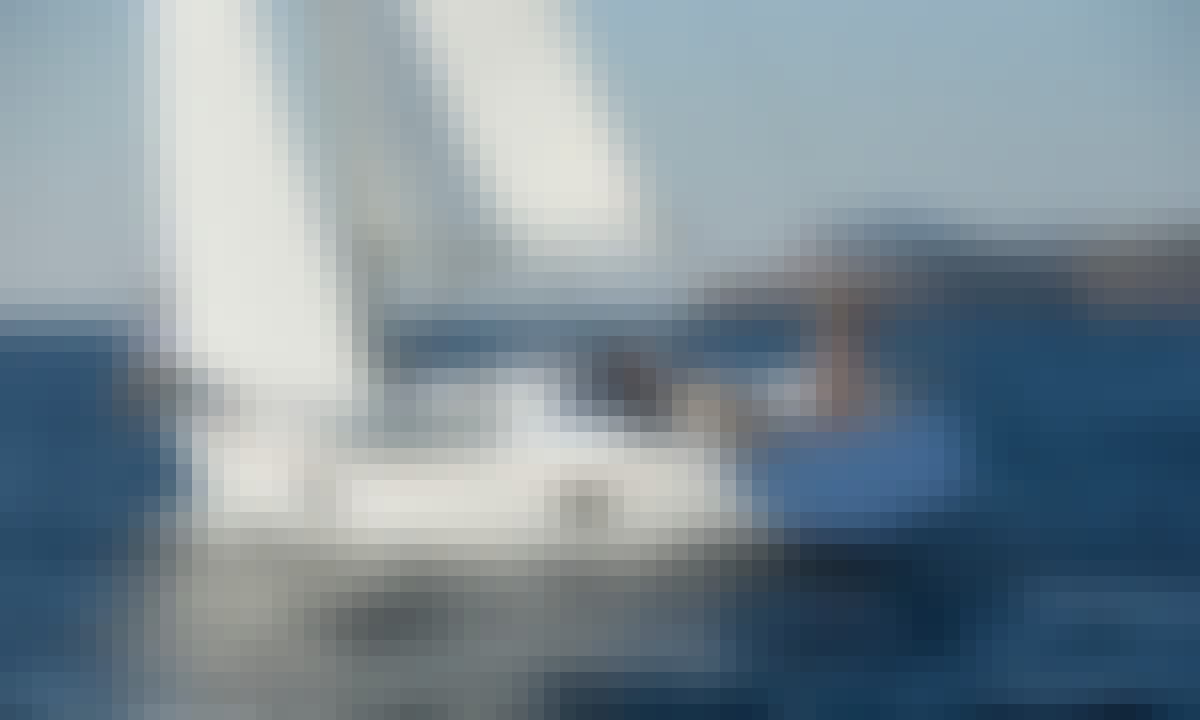 'Majandra' Elan 40 Sailing Monohull Charter in Trogir