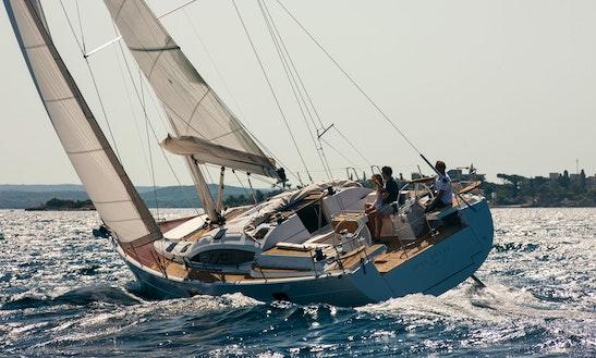 'fiji' Elan 494 Sailing Monohull Charter In Trogir