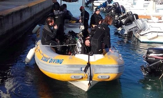Scuba Diving In Lecce