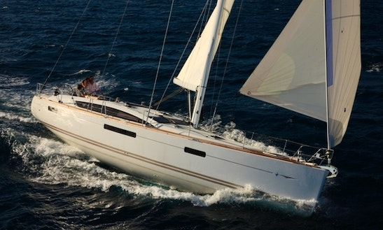 Charter Jeanneau 53 Sailing Yacht In Olbia