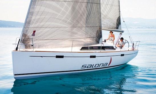 Salona 35 Sailing Monohull Charter In Trogir