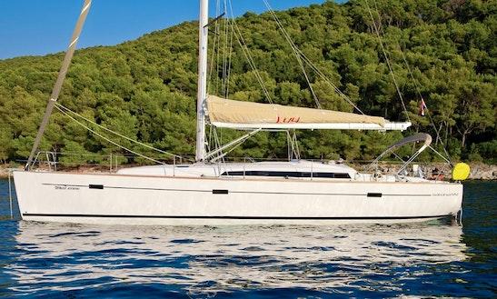 'miss Elva' Salona 44 Sailing Monohull Charter In Trogir
