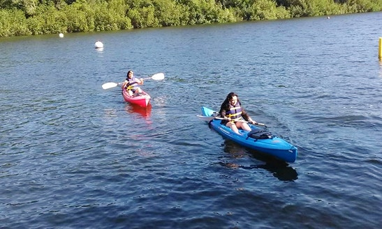 Single Kayak Rental In North Fort Myers