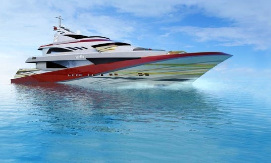 Charterthe 164' Motor Yacht Joyme In Croatia