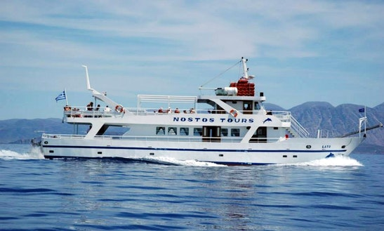 'm/v Lato' Boat Day Cruises In Lasithi