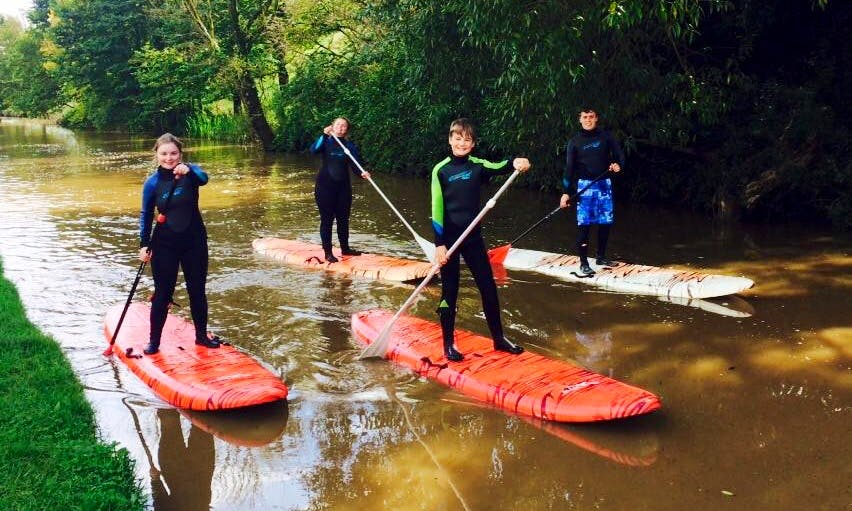 Stand Up Paddleboard Lessons & Hire in Bude